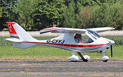 G-CFFJ Flight Design CTSW (PlanecrazyUK) Tags: fly in sturgate 070615 flightdesignctsw egcv gcffj