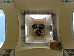 Church at Apolakkia, Rhodes (pefkosmad) Tags: vacation holiday building church architecture worship village religion hellas belltower campanile greece greekislands griechenland rodos rhodes greekorthodox greekorthodoxchurch placeofworship dodecanese apolakkia rhodes2015