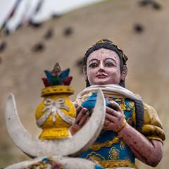 108 Prayers for Kathmandu - Day 56 (L I C H T B I L D E R) Tags: nepal temple earthquake outdoor prayer pray buddhism tribute hinduism 2015 stupas bodhnath earthquake2015 tributetonepal 108prayersforkathmandu
