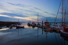 Wells, Norfolk UK (17) (Nick Bowman1) Tags: uk england reflection boats unitedkingdom norfolk wells gb wellsnextthesea sonya99 sonyzeissvariosonnar2470f28
