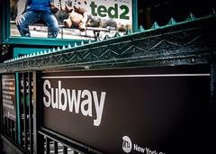 NYC - Subway (blink to click) Tags: nyc newyorkcity usa newyork subway manhattan unitedstatesofamerica click blink bigapple ilovenewyork ted2 nikond80 blinktoclick