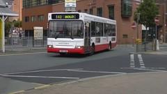 Hatton's (St Helens), Plaxton Pointer 2 / Dart SLF 10.7m,  Y557 XAG (NorthernEnglandPublicTransportHub) Tags: bus st coach pointer helens dart coaches bold runcorn 140 widnes arriva slf hattons plaxton xag 107m y557