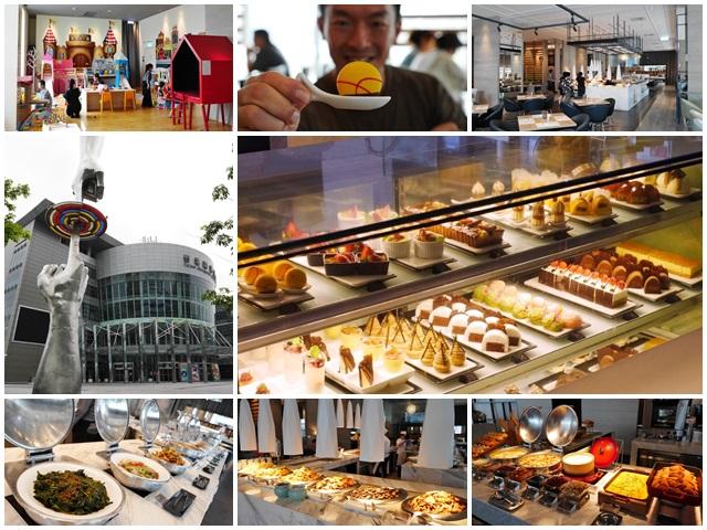 寒舍樂廚捷運南港展覽館美食buffet甜點吃到飽馬卡龍page