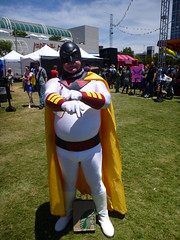 Space Ghost! (Spifferella) Tags: costumes sandiego cosplay spaceghost adultswim sdcc sandiegocomiccon comicconinternational comiccon2015 sdcc2015