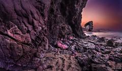 Playa de los Muertos, Parque Natural de Cabo de Gata (dleiva) Tags: parque de los cabo natural playa paisaje gata muertos domingo almeria almera roca leiva volcanica dleiva