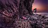 Playa de los Muertos, Parque Natural de Cabo de Gata (dleiva) Tags: parque de los cabo natural playa paisaje gata muertos domingo almeria almería roca leiva volcanica dleiva