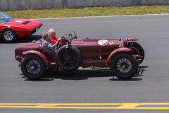 1932 Alfa Romeo 8C 2300 Monza (Matthew Gallichan) Tags: new chris festival 1932 canon ken smith racing zealand nz legends alfa romeo motor kiwi motorsport amon monza 8c 2300 50d 55250