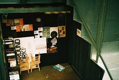 The Deck (penguinsandpolars) Tags: film filmphotography yashicamf3 lomoxpro200