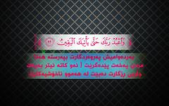 (    ) (ARAM.m.n) Tags: quran verses