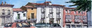 Plaza nueva de la villa