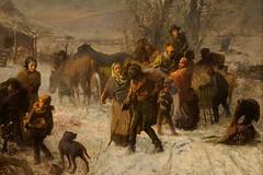 """The Underground Railroad"", Charles Webber, 1893 (Joey Hinton) Tags: olympus omd em1 cincinnati art museum mft m43 microfourthirds 1240mm f28"