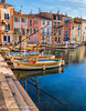 Martigues : Miroir aux oiseaux (frederic.gombert) Tags: martigues city downtown ile miroir oiseaux boat fishboat fisherman light december color sony alpha 7 rii colorful mediterranee mediterranean sea seascape cityscape south provence france 1001nightsmagiccity