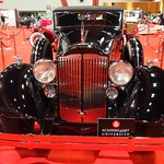 1934 Packard Twelve Mosel 1107 Coupe Roadster 2 thumbnail