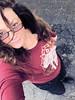 Walk with Me (MacroMarcie) Tags: 365 project365 self selfie selfportrait iphone7 iphone7plus woman