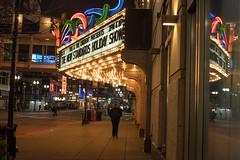 Minneapolis, Minnesota USA 20161203-_DSC4940 (POV Heartland) Tags: city theater sonyalpha hennepinavenue loxiaf250mm loxia250 minneapolis minnesota street zeiss loxia marquee night sony theaterdistrict