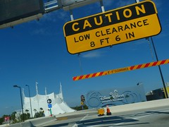 Disney Springs,Orlando FL (Rusty Clark) Tags: caution low
