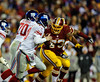 The Redskins Pressure Manning (maskirovka77) Tags: redskins burgundyandgold giants manning garcon reed cousins beckham fedexfield sack interception pick