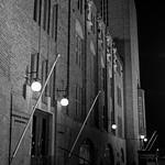 Joensuu at night