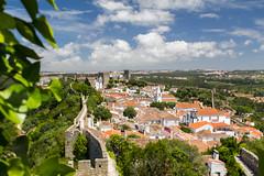 Óbidos II (Cataphract) Tags: castleofóbidos church igrejadesantamaria igrejadesantiago igrejadesãopedro obidos portugal óbidos leiria
