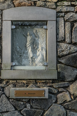 FR. ANDY FARRELL WAY [15 STATIONS OF THE CROSS AT ST. PATRICKS CATHOLIC CHURCH]-124292 (infomatique) Tags: stationsofthecross wayofthecross stpatricks catholicchurch trim religion williammurphy christian wayofsorrows viacrucis
