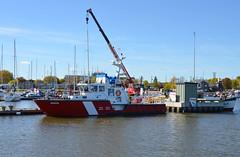 CCGC Vakta at Gimli Manitoba (John W Olafson) Tags: canadiancoastguard vakta gimli icelandic manitoba rescue cutter boat vessel lakewinnipeg