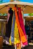 Colors in a hippie market (Oddiseis) Tags: formentera balearicislands spain espilardelamola lamola hippie market colors shadows light summer tamron247028 scarf ethnic village island ithaké