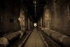 Underground Corridors (silverfox_hwz) Tags: campania capua santamariacapuavetere amphitheatre anfiteatro ancientcapua gladiator gladiatormuseum