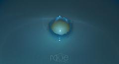 ONDAS III (ROGE gonzalez ALIAGA) Tags: pãºrpura brillo ondas brightness blanco azul blue sombras studio shadow nikon d5000 macro 1855mm alta altavelocidad velocidad high highspeed speed splashart