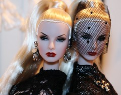 Sister Moguls Gift Set Agnes & Giselle (JennFL2) Tags: sm agnes giselle 2016 w club exclusive gift set integrity toys sister moguls mogul