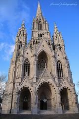 Church of Our Lady of Laeken/Laken, Brussels (jackfre 2) Tags: belgium brussels church churchofourladyoflaekenlaken laeken laken neogothic