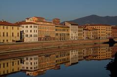 Sponde dell'Arno a Pisa (claudio malatesta) Tags: arno pise pisa italie italia fleuve fiume fuji fujifilmxt10 claudiomalatesta toscane toscana