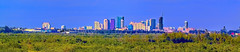 Panoramic view of the skyline of Fort Lauderdale, Florida, USA  / Venice of America (Jorge Marco Molina) Tags: fortlauderdale ftlauderdale city cityscape urban downtown skyline browardcounty southflorida density centralbusinessdistrict skyscraper building architecture commercialproperty cosmopolitan metro metropolitan metropolis sunshinestate realestate veniceofamerica newriver panoramic panorama