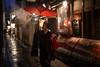 Geisha at Pontocho alley near Gion / Kyoto night / Japan (red-illusion) Tags: geisha pontocho alley near gion kyoto night japan