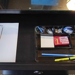 Stationary in Desk Drawer at the Arctic Club Seattle thumbnail