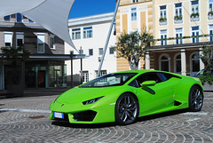 Lamborghini Huracán LP580-2 (MarcoT1) Tags: lamborghini huracán austria österreich velden am wörthersee sportwagenfestival nikon d3000 lp5802