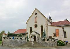 Slovenia - Church in Skofja Loka (stevelamb007) Tags: slovenia church stevelamb nikon d70s tokina 1116mmf28