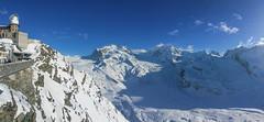 Mont Rose depuis le Gornergrat (pmermino) Tags: switzerland gornergrat zermatt