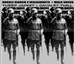 3 X Generals google search Walksocks 5 (The General Was Here !!!) Tags: army war uniform general nazi riding ww2 3rd generals reich tweed ridingboots tweedjacket tweedcoat uniformjacket armyofficer ridingbreeches cavalrytwill germanarmyofficer uniformcollection tweedjacketphotos
