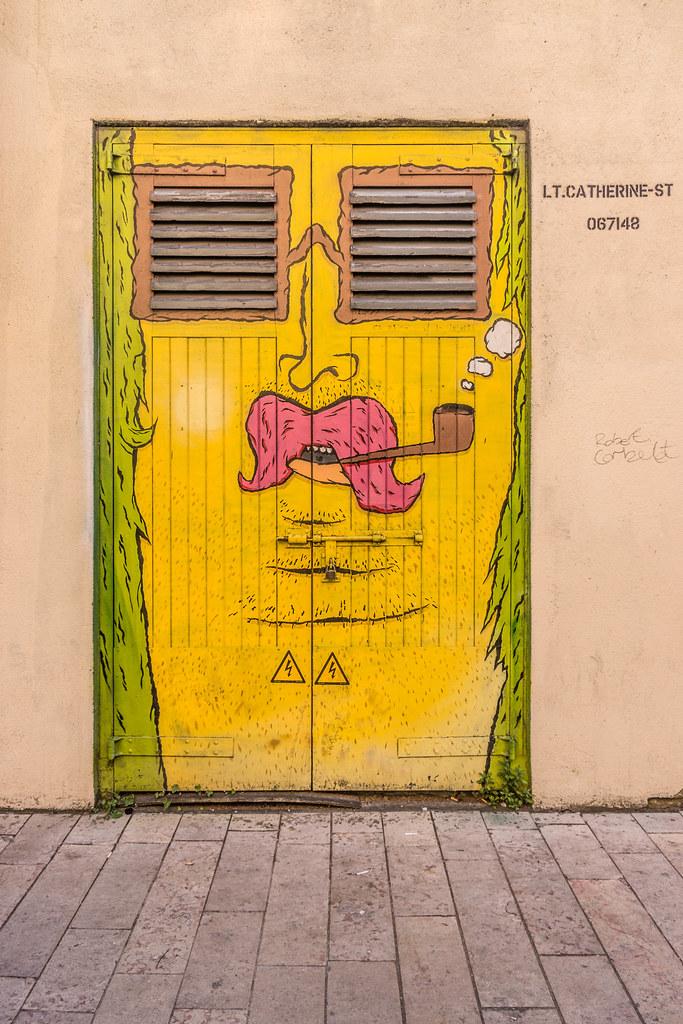 STREET ART [LIMERICK] REF-105081