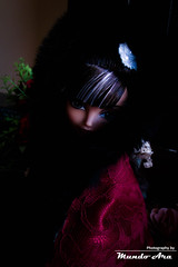 Cerise Hood, EAH (Osmundo Gois) Tags: high doll day hood after gown ever legacy mattel cerise