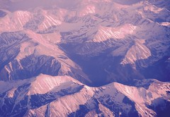 PURPLE MOUNTAIN MAJESTIES (Burlingamebarley) Tags: snow rockies