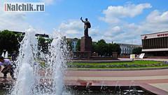 Нальчик. Памятник Марии Темрюковне