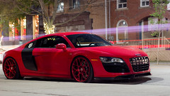 R8 on HREs (STOKFotoworks) Tags: audi r8 hre