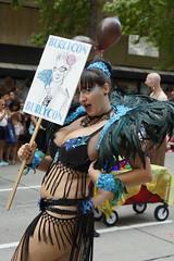 Seattle Pride Parade 2015 (Kevin_Barrett) Tags: seattle gay lesbian washington rainbow flag sony pride parade transgender lgbt bisexual alpha queer burlesque slt ssm a77 cancon lgbtq sooc lgbtqa 1650mm burlycon pride2015