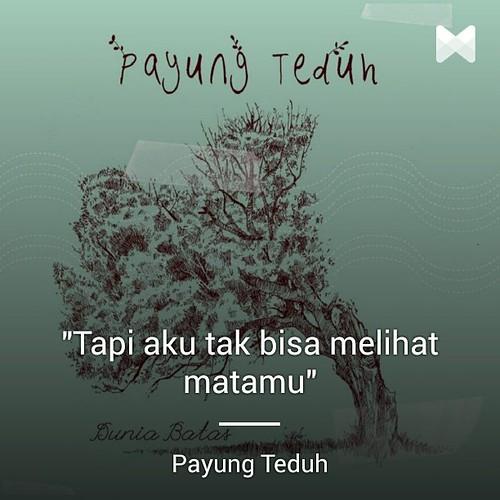 Image result for payung teduh resah