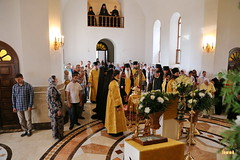 5. Престольный праздник в Адамовке