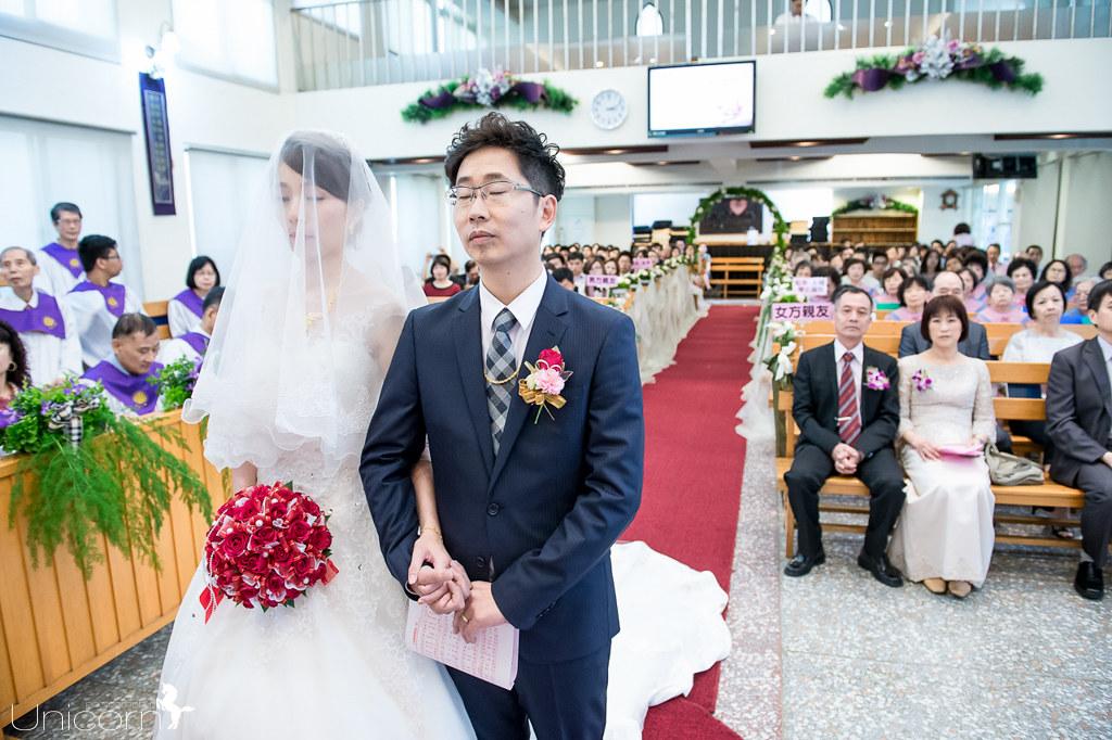 《婚攝一条》易愷 & 音秀 / 台中林酒店 The LIN