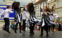14.7.15 Ceska Pohadka in Trebon 55 (donald judge) Tags: festival youth dance republic czech south performance bohemia trebon xiii ceska esk mezinrodn pohadka pohdka dtskch mldenickch soubor