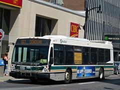 Greater Sudbury Transit 808 (YT   transport photography) Tags: bus nova transit sudbury greater lfs