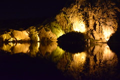 Vouliagmeni Lake, water reflection (Kotsikonas Elias) Tags: autofocus night athens greece lake serene water reflection thats classy thatsclassy fantasticnature beautifulphoto superaward nikon nikond3300